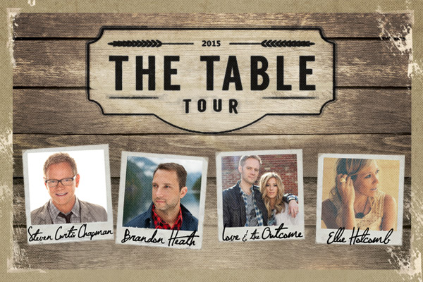 The Table Tour is coming to Syracuse